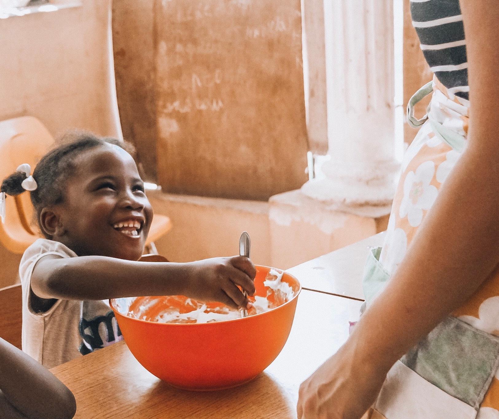 Volunteer in Haiti
